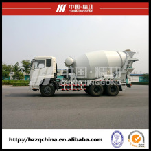Camión mezclador concreto del tránsito de 8-10cbm Dongfeng 6X4 (HZZ5251GJBDF) para la venta