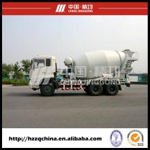 Camion de mélangeur concret de transit de 8-10cbm Dongfeng 6X4 (HZZ5251GJBDF) à vendre