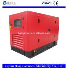 CE Утвержденный 25 кВт Quanchai Дизель замаскированный генератор энергии
