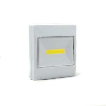 Lumière menée magnétique extérieure portative de commutateur de mur