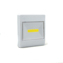 Luz conduzida magnética portátil exterior do interruptor da parede
