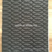 colchas tecido, acolchoado tecido bordado, tecido térmico para baixo casaco