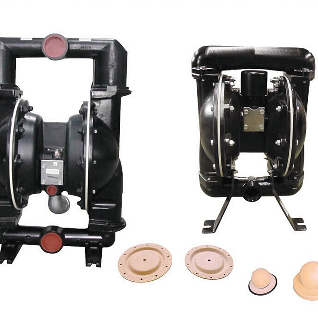 Teflon Material Double Diaphragm Pump