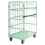 Metalen logistiek Trolley
