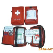 Kit de primeros auxilios aprobado por el CE ISO