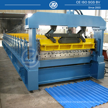 Prepainted Metal Roof Roll Forming Machine