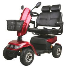 Scooter elétrico de dois assentos