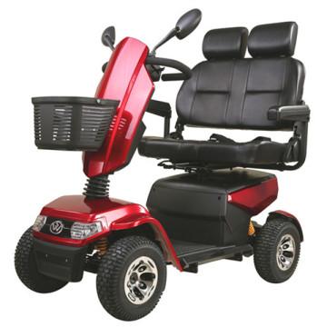 Scooter électrique deux places