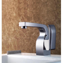 Durable Brass Basin Faucet Single Handle Bathroom Water Robinet (Q3034)