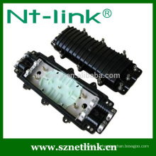 Горизонтальный тип волоконного оптического сращивания типа 12-24 волоконного кабеля Netlink