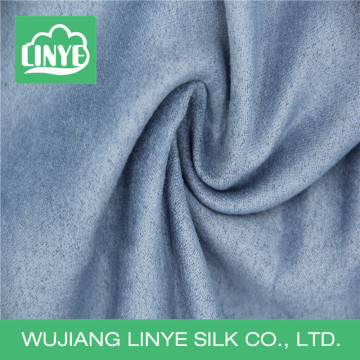 100 % polyester upholstery suede fabric for furniture