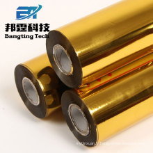Largement utiliser papier d'aluminium feuille d'estampage d'or avec des prix bas