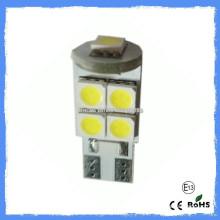 Alto lúmens 9-SMD 5050 levou lâmpada carro automotivo