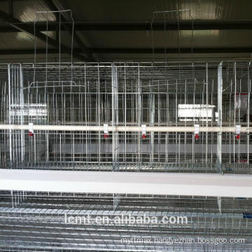 High quality egg layer chicken cage galvanized - layer U - shaped steel