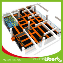 Kinder Sicherheit Sport Trampolin Basketball