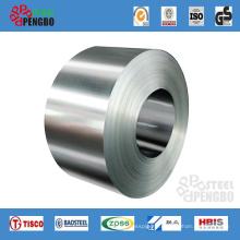 Galvalume Steel Coil pour JIS ASTM GB