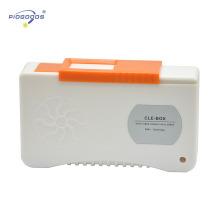 PGCLEB1CLE-BOX Fiber Optique Cassette Cleaner pour LC / SC / FC / Connecteur ST / MU / D4 / DIN (500 nettoie)