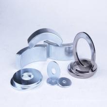Forma diferente de ímãs permanentes de neodímio de anel