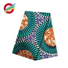 La cera africana del mejor precio imprime la materia textil real de la tela para la venta