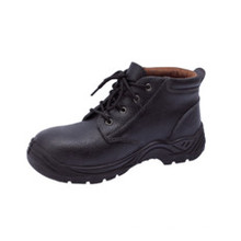Ufb015 Black Workmans Safety Shoes Steel Toe Safety Shoes