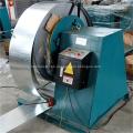 Smoke Fire Damper Frame Roll que forma la máquina