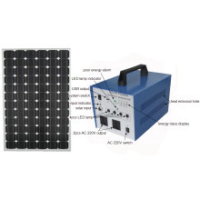 Sistema casero solar de la venta caliente 50W AC de la fábrica china