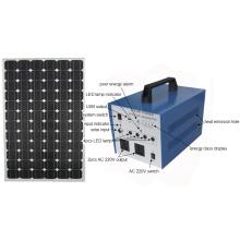 Solución de iluminación 50W Sistema de energía solar para el hogar en alta calidad