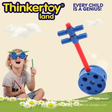 Mini tamanho promoção dom plástico brinquedo