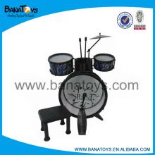 Funny mini plastic drum toys for child