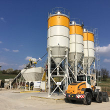 Compact Concrete Batching Plant For Sale