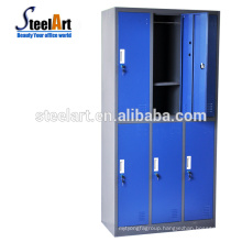 cheap price differential style electronic gym metal locker