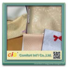 Mode de nouveaux modèles en gros PVC Canapé en cuir Divers couleur populaire design synthétique PVC cuir malaisie