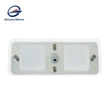Genuine Marine 12V 24V LED Touchable Super Thin Dimming Ceiling Light For Caravan Motorhome Boat Marine