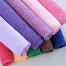 Weft Knitting Window Cleaning Cloth