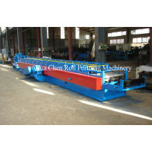 High Speed Automatic C Purlin Roll Forming Machine , 11kw + 7.5kw Purlin Making Machine