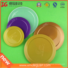 Food Grade 103mm Plastic Cream Jar Cap