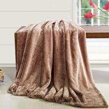 Neue Design Muster Großhandel Polar Fleece Decke Werfen