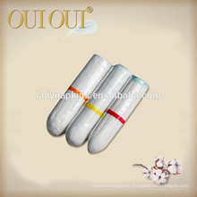 Chinese factory high quality feminine regular digital tampon