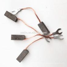 Escova de carbono de eletrografita SA35