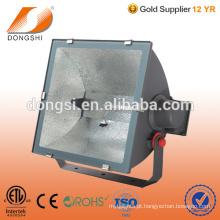 Luminária de vidro temperado de halogéneo de vidro de alta potência 2000W
