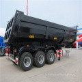 U Shape Dumper Dump Tipper Semi trailer