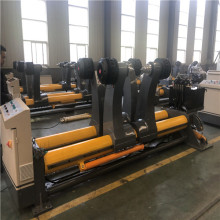 Corrugated carton line hydraulic shaftless mill roll stand