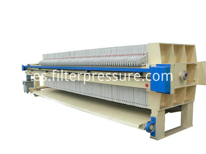 Chemical Filter Press