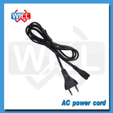 Manufactory 2 pin 250v South africa ac power cord