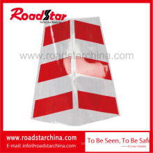 High visibility Traffic cone high frequency collars