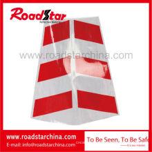 Alta visibilidade tráfego cone colares de alta freqüência