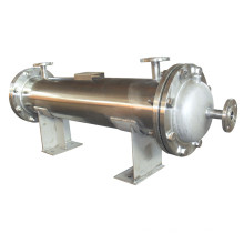 Shell and Tube Heat Exchanger for Petrochemical Gas Oil Processing