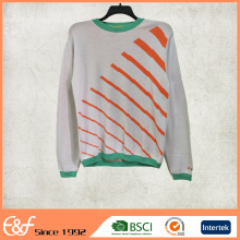 Crew Neck Sweater Manufacturer Fancy Sweater Design For Men