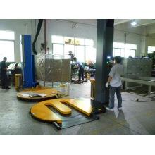 Máquina de acondicionamento de paletes pré-estiramento 2015