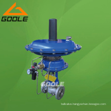 Zzhp Pilot-Operated Automatic Pressure Regulating Valve